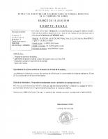 Compte-rendu réunion du 16 juin 2019